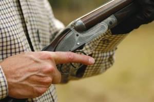 В Рогнединском районе мужчина застрелил собственного сына