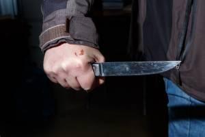 Житель брянского села по пьяни подрезал приятеля