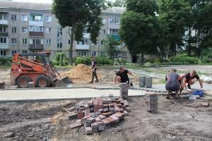В Стародубе построят детскую площадку