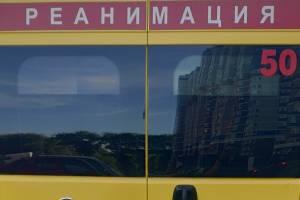 В Почепе водитель КамАЗ раздавил две легковушки