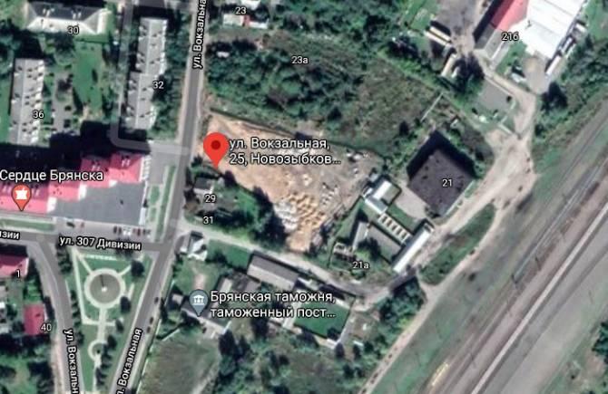 В Новозыбкове построят автомойку вместо пятиэтажки