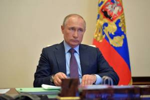 Путин 11 мая сообщит решение о продлении или прекращении нерабочих дней