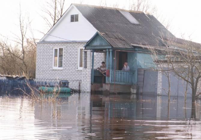 В Брянской области начали готовиться к весеннему паводку