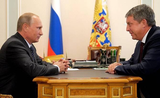 Брянский губернатор Богомаз проигнорировал рекомендацию Путина