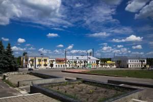 В Климово на центральной площади появится фонтан