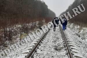 В Новозыбковском районе поезд сбил молодого мужчину