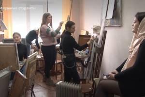 В Брянске студентов вынудили заниматься в общежитии