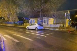 В Брянске водитель Chevrolet сбил на переходе 66-летнюю пенсионерку