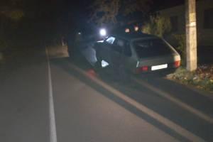 Ночью по Новозыбкову раскатывал пьяный 33-летний водитель без прав