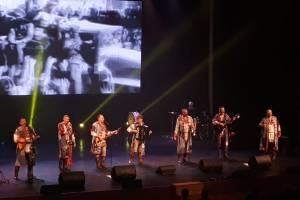 Брянский ансамбль «Ватага» дал концерт к 800-летию Александра Невского