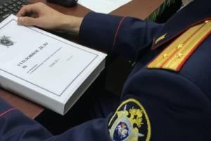 На избивших полицейского брянцев завели уголовное дело