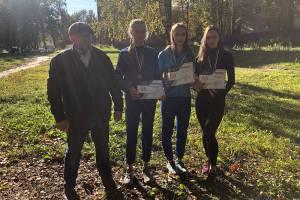 В Брянске прошёл студенческий кросс в честь юбилея Советского района