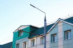 В Брянске тусклые фонари заменят на светодиодные