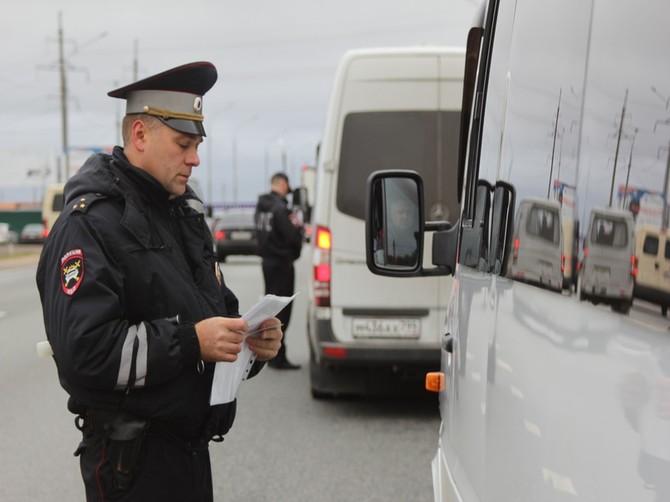 В Брянской области на нарушениях попались 1300 водителей маршруток и автобусов