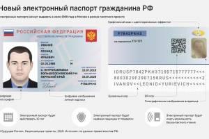 Готовы ли брянцы поменять бумажные паспорта на смарт-карты?