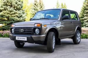 Нива стала самым продаваемым автомобилем в Брянской области на вторичке