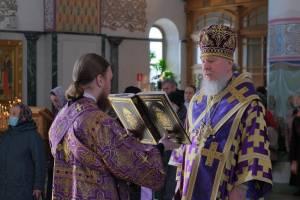 В Брянске память святителя Григория Паламы почтили концертом