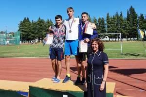 Брянские паралимпийцы завоевали 6 медалей на Чемпионате России