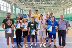 В Брянске прошёл областной чемпионат по теннису