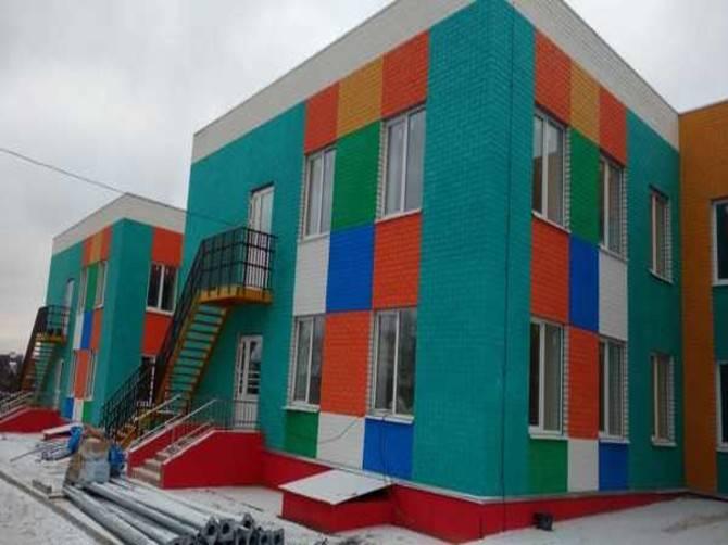 В Брянске готовится к открытию детский сад «Левушка»