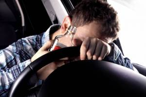 В Брянске за три дня гаишники поймали 7 пьяных водителей
