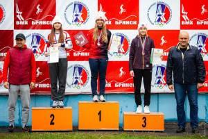 Брянские спортсмены отличились на первенстве России по велосипедному спорту