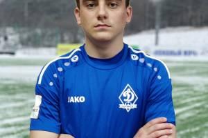 В брянское «Динамо» пришёл 16-летний форвард из Минусинска