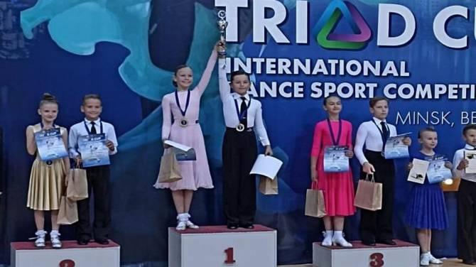 Брянские танцоры победили на международном турнире в Минске