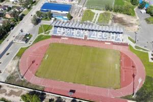 Реконструкцию Брянского стадиона «Десна» завершат в этом году