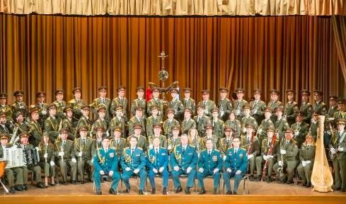Для брянцев выступит образцовый оркестр Росгвардии