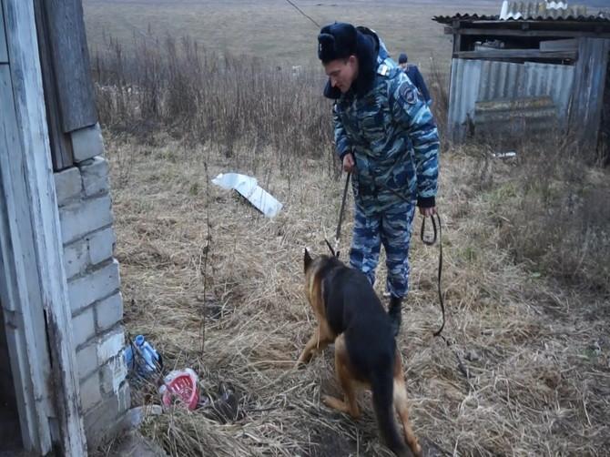 Полицейские опубликовали фото с места страшной трагедии под Карачевом
