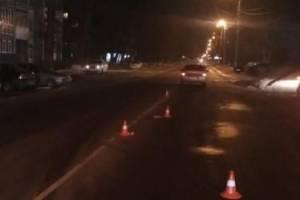 В Брянске 20-летний водитель отправил в больницу пешехода-нарушителя