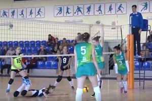 Брянские волейболистки потерпели два подряд домашних поражения