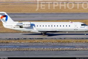 В брянском аэропорту побывал самолет «Северсталь»