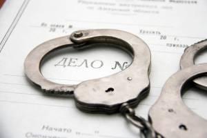 В Севске мужчина украл из сквера фонари и сдал их в металлолом