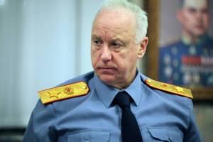 Жителям брянского села пообещал личную помощь Александр Бастрыкин