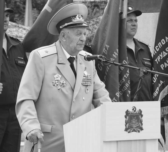 На Украине скончался известный брянский ветеран Николай Кабанов