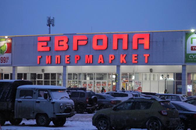 С начала года брянцы оставили в магазинах 215,8 млрд. рублей