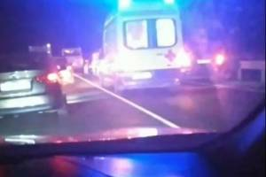В массовой аварии под Брянском тяжело ранена 12-летняя девочка