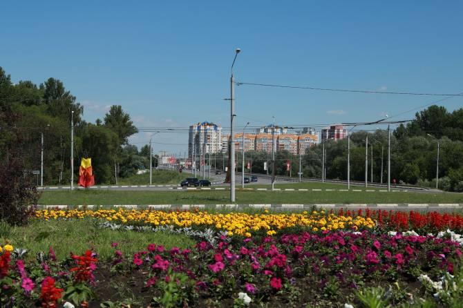 В Брянске 10 поливомоечных машин ежедневно выходят на городские улицы