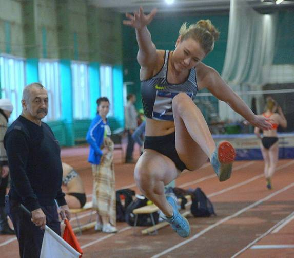 Брянске прошел легкоатлетический турнир памяти Геннадия Морозова