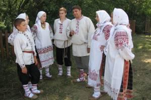 Брянский фольклорный ансамбль «Горошины» стал лауреатом межрегионального фестиваля