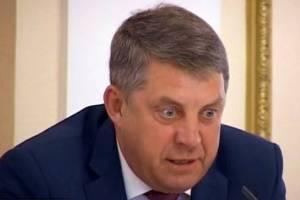 Доходы губернатора Брянщины выросли почти на 500 тысяч рублей