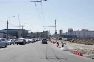 В Брянске улицу Объездную расширят с четырех до шести полос