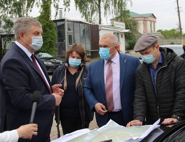 Брянский губернатор потребовал переделать проект «золотой» автодороги
