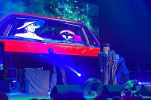 В Брянске прошёл концерт популярной певицы Zivert