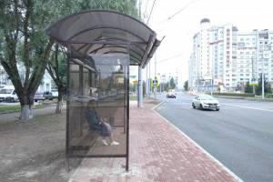 В Брянске на Крахмалева появилась новая автобусная остановка