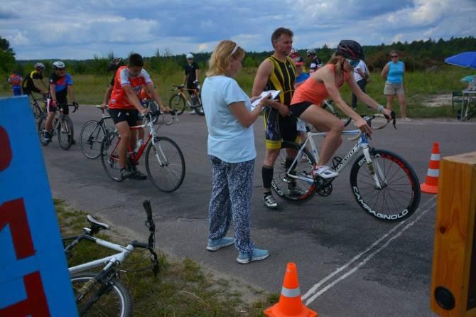 Под Брянском провели велогонки в честь 40-летия Олимпиады-80