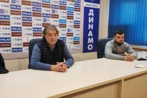 Новый исполнительный директор брянского «Динамо» провел первую встречу с болельщиками