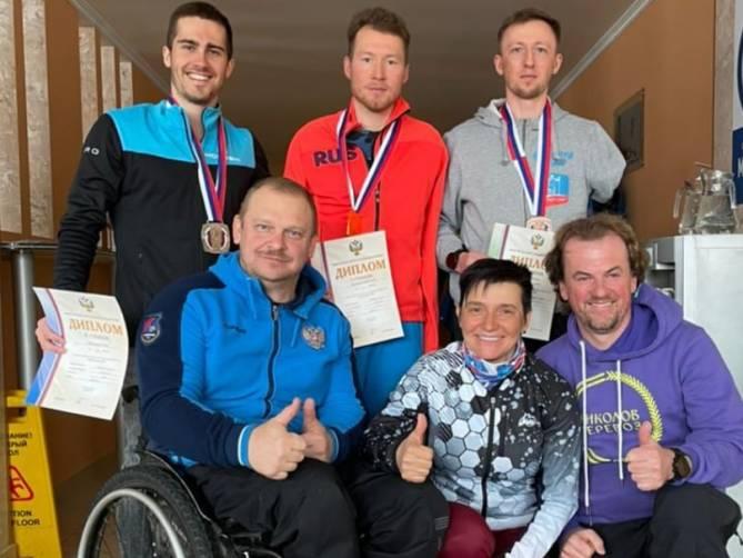 Клинцовский паралимпиец взял бронзу на чемпионате России